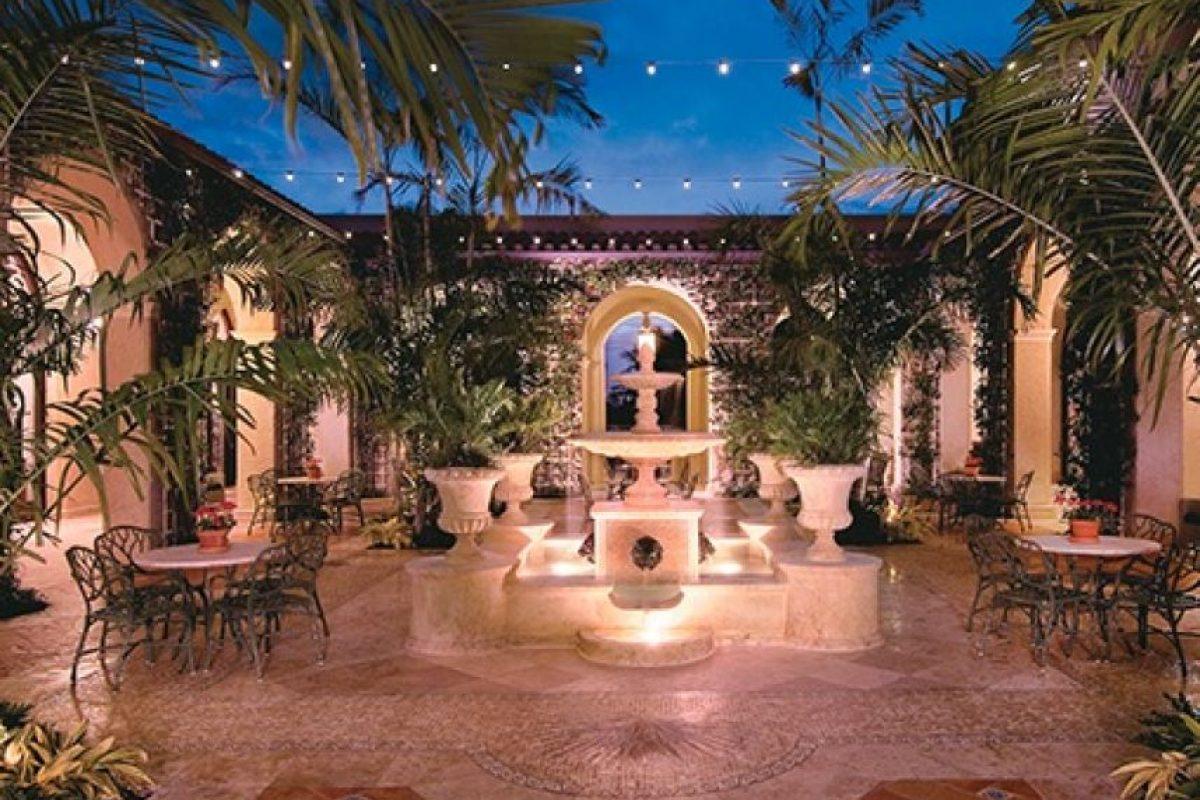 The Breakers Palm de Florida es uno de los destinos más espectaculares de bodas de ricos y famosos. Foto:www.thebreakers.com