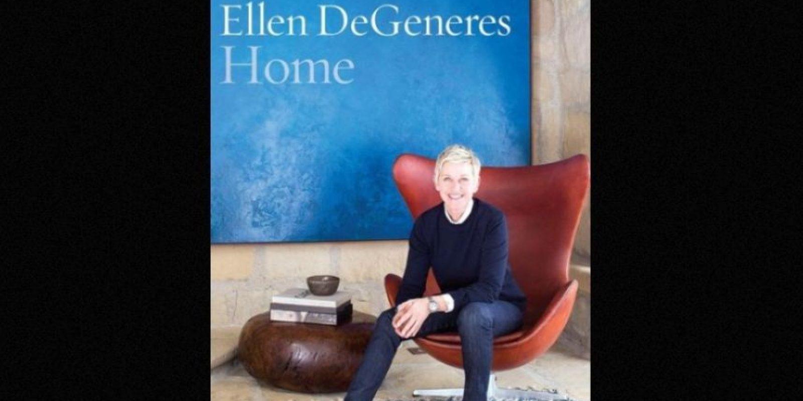 La presentadora Ellen DeGeneres, quien ha entrevistado en varias ocasiones a Sofía Vergara. Foto:Instagram/theellenshow