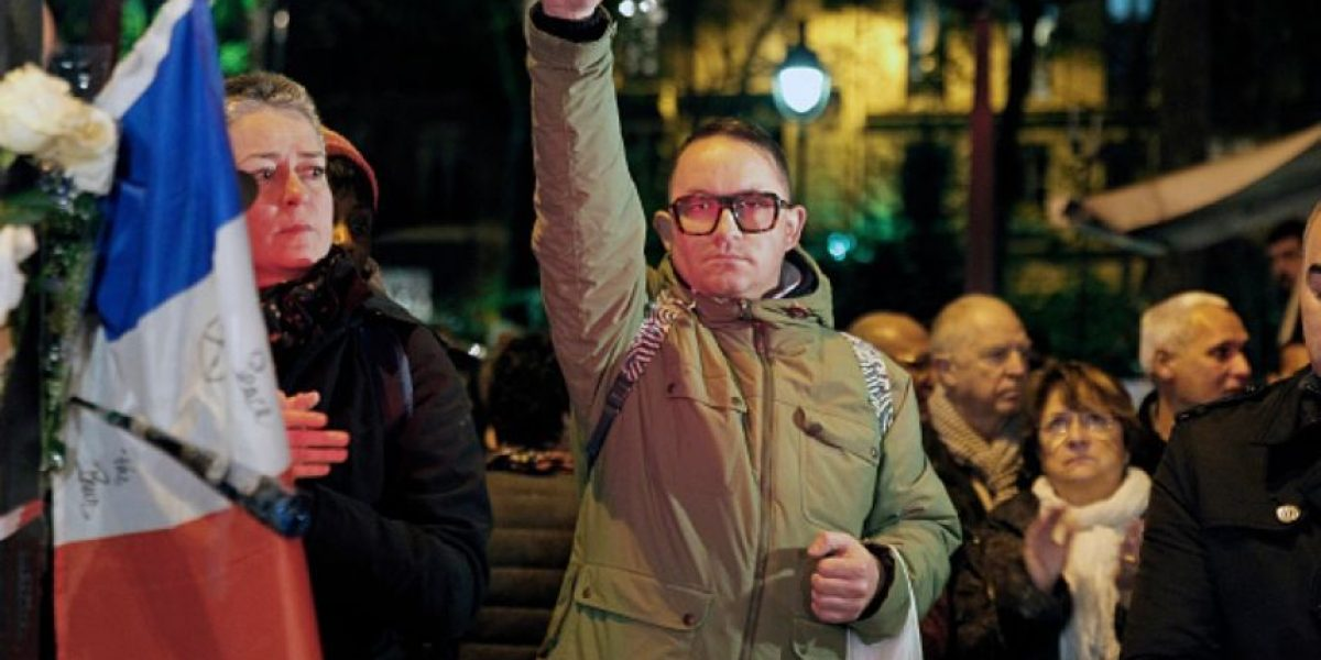 6 historias de héroes de los atentados de París
