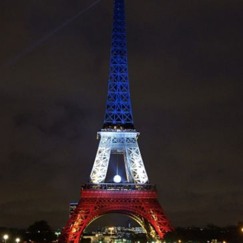 La torre Eiffel Foto:Getty Images