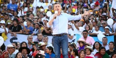 Mauricio Macri llega a la presidencia de Argentina