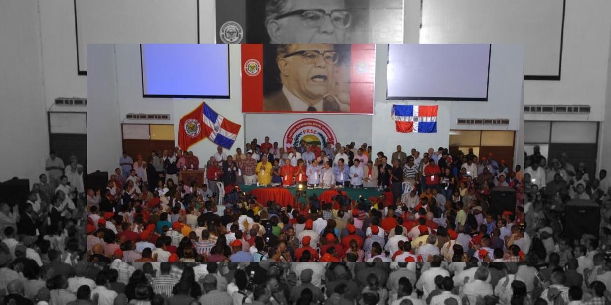 PRSC: es imposible alianza electoral