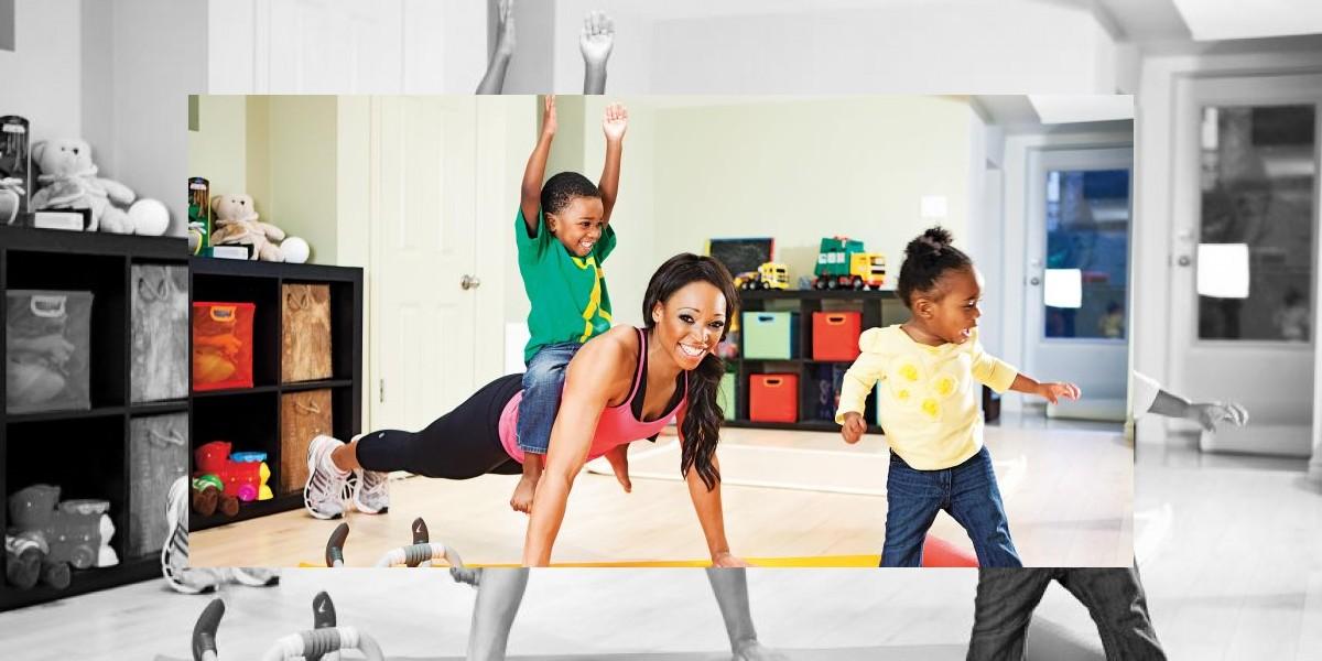 Madre fit: recupera tu  figura tras el embarazo