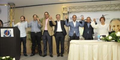 Precandidatos PRM critican al Gobierno por uso abusivo de recursos del estado