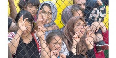 Las alambradas de la Unión Europea provocan muertes entre refugiados