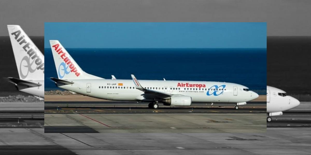 Autoridades dominicanas dicen fue falsa alarma de bomba en vuelo desde Madrid