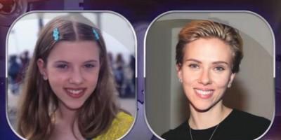 Así ha evolucionado el look de Scarlett Johansson