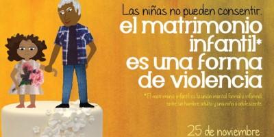 Matrimonio infantil: violación de los derechos de las niñas