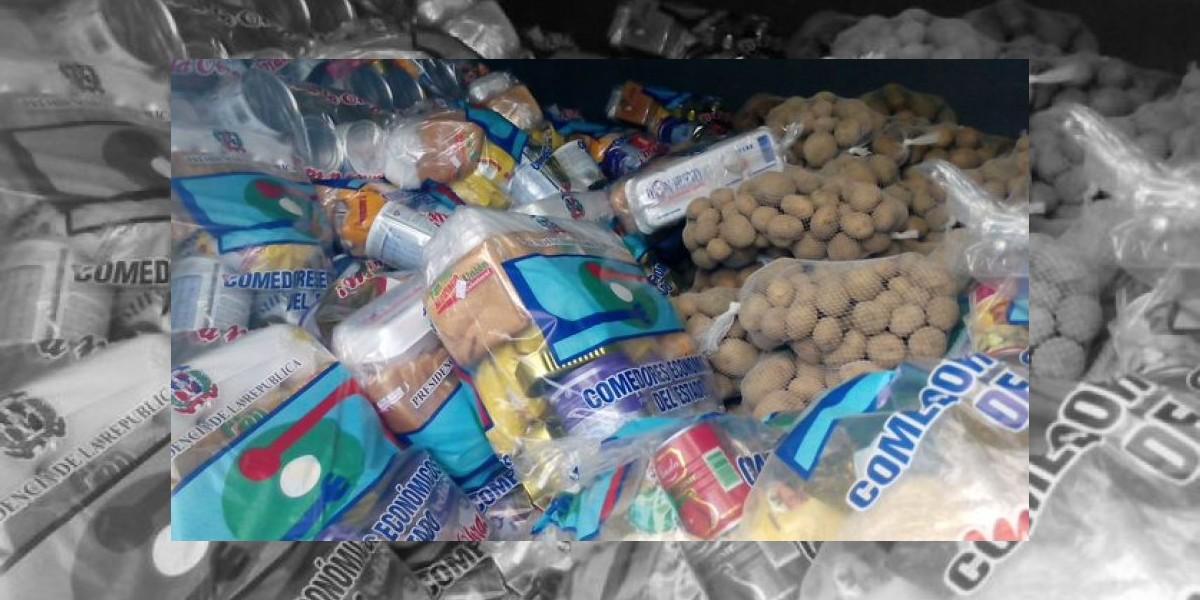 Comedores Económicos distribuyó 21,000 combos de comida en siete provincias