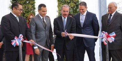 Medina inaugura el Centro de Imagen Médica Especializada Nuclear
