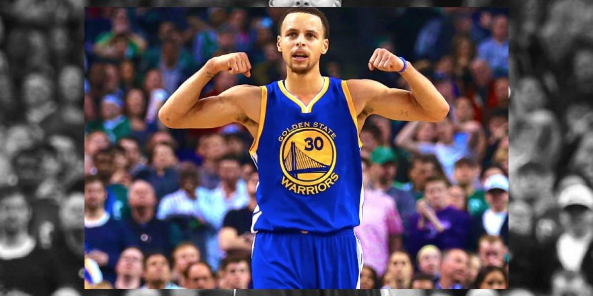 Curry anota 41 puntos y los Warriors suman 17 triunfos consecutivos