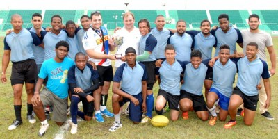 Titanes UASD campeón Copa Nacional de Rugby Superior
