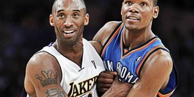 "Durant: ""Estoy triste porque Kobe Bryant se va. Ha dejado su huella en este deporte"""