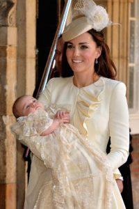 El príncipe George nació el 22 de julio de 2013. Foto:Getty Images