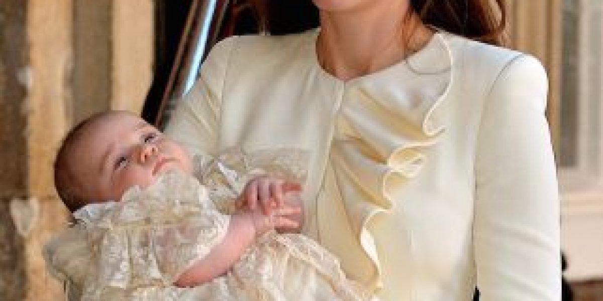 Las 22 fotos más tiernas de los hijos de los duques de Cambridge