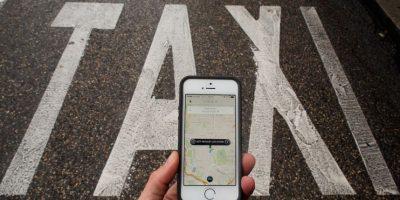 8. La tarifa de Uber se cobra de la siguiente manera: Tarifa base + minutos en el auto + kilómetros recorridos. Además, cada tipo de auto tiene una tarifa mínima y una tarifa de cancelación. Foto:Getty Images