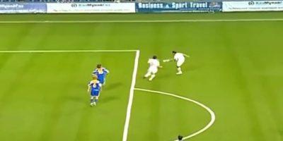El turco anotó un golazo de volea en el partido entre su selección y Kazajistán en la Clasificación para la Euro 2012 Foto:FIFA