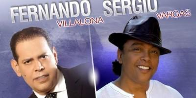 Fernando Villalona y Sergio Vargas ofrecerán fiesta de Navidad bailable