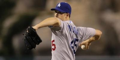 Los Dodgers le otorgaron un contrato de un año al lanzador Joe Wieland