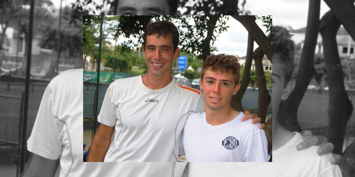 Kirche y Rodríguez triunfan en inicio del Torneo de Tenis Futures F1 en la