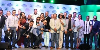 Cerveza Presidente reúne a los grandes del merengue en un evento sin precedentes