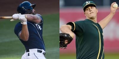 Los Padres cambian a Rzepczynski y Alonso  por Pomeranz de Oakland