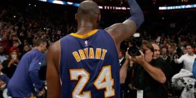 La despedida de Kobe Bryant de su ciudad natal