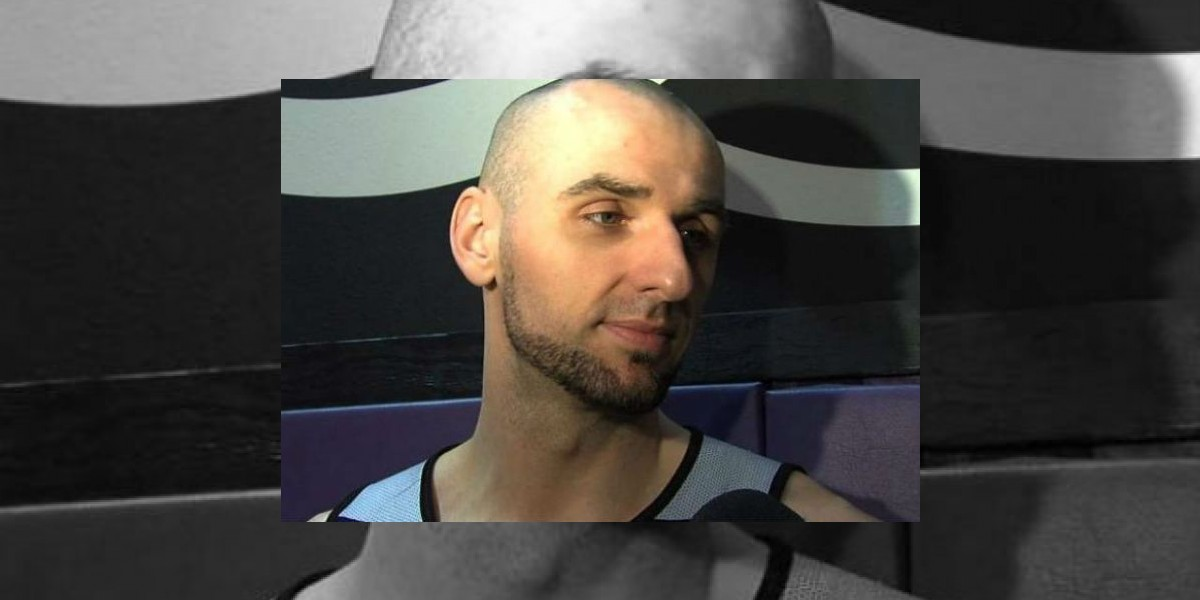Marcin Gortat será baja los próximos días en Wizards