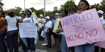 El aborto vuelve a ser centro de conflicto con fallo del TC