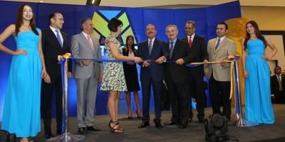 Presidente Medina asiste a inauguración del Multiplaza La Romana que creará 700 empleos