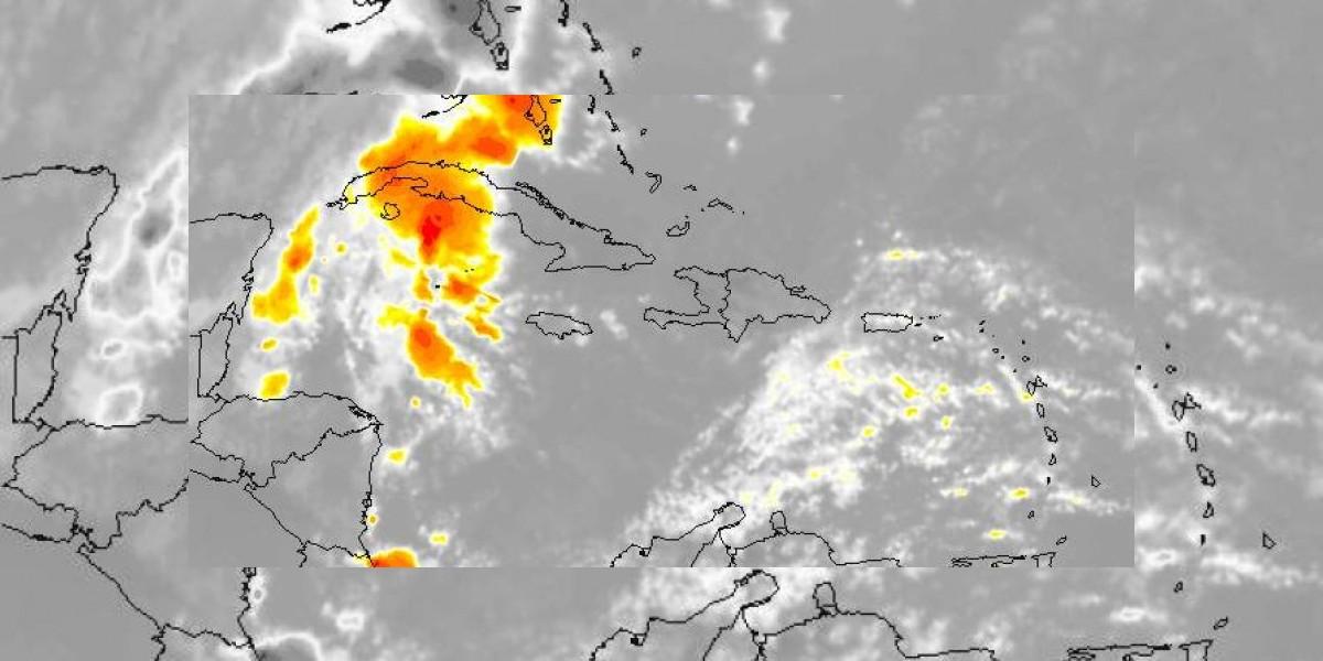 Meteorología anuncia aumento de las lluvias en el fin de semana
