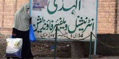 La pareja se conoció vía Internet, ambos eran de origen paquistaní Foto:AFP
