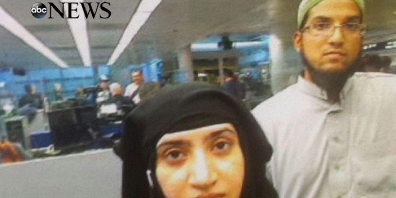 La pareja quedó registrada en una oficina del gobierno estadounidense. Foto:AFP
