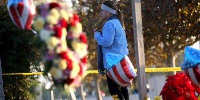 La cual antes de realizar el atentado dejaron con su abuela paterna. Foto:AFP