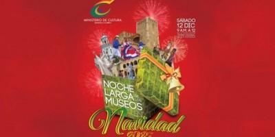 El próximo sábado se celebrará la Noche Larga de los Museos en Navidad