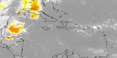 Onamet anuncia ligero incremento nuboso en varias regiones