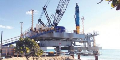 Central Punta Catalina inicia instalación equipos funcionales de generadores