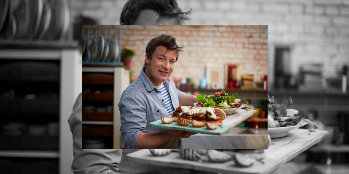 Jamie Oliver: Una muy feliz cena navideña
