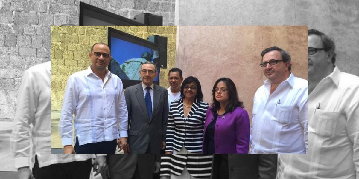 Ministro de Cultura destaca legado de fray Antón de Montesinos
