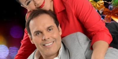 Maridalia Hernández y Frank Ceara para Navidaden Escenario 360