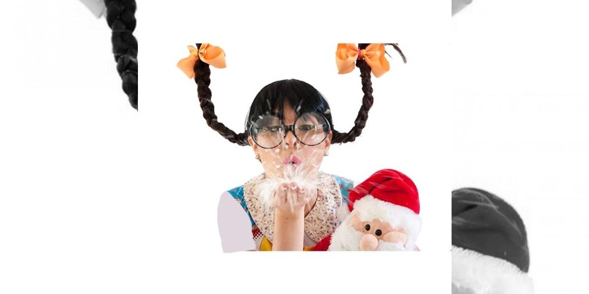 """Para niños. Sofía Globitos sube a escena con """"La más dulce Navidad"""""""