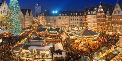 La vuelta al mundo en        la época navideña