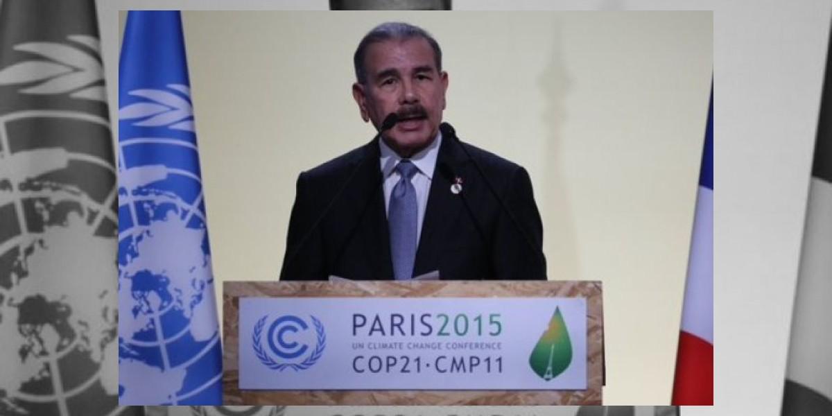Gobierno asegura en Conferencia del Clima que reduce sus emisiones de gases