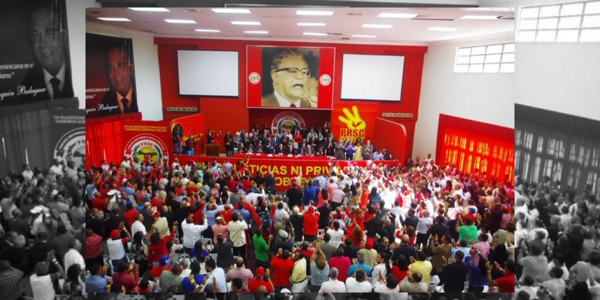 Los reformistas concretan alianza electoral con el PRM