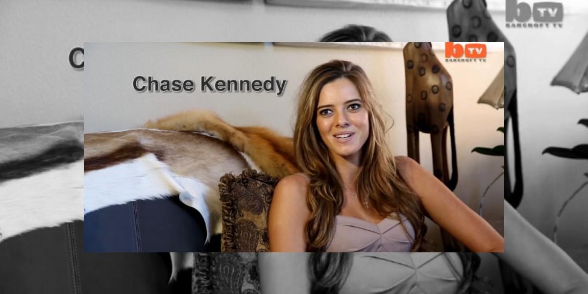 Chase Kennedy la modelo con las piernas más largas de América
