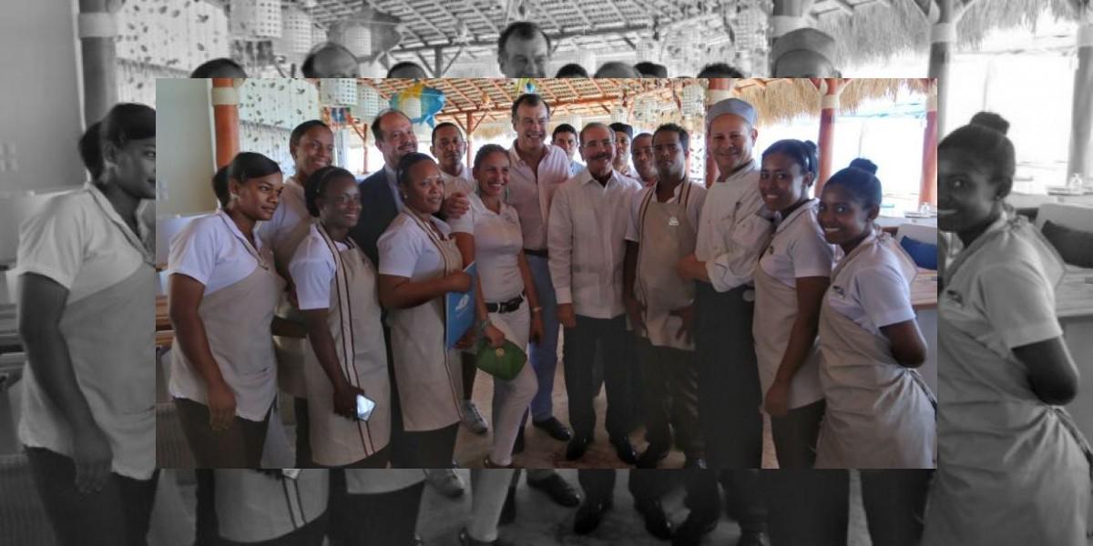 El Club Med Punta Cana inaugura nuevas áreas