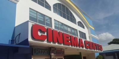Incendio afecta las instalaciones de Cinemacentro Malecón