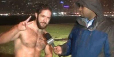 """Fotos: Este es el sensual  """"runner"""" sin camiseta que """"rompió"""" Internet"""