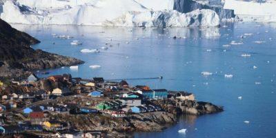 9. Groelandia Foto:Getty Images