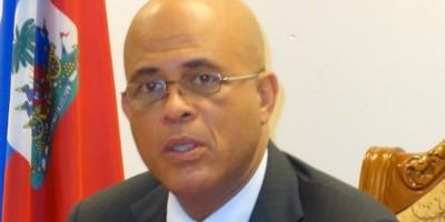 Michel Martelly ordena la creación de Comisión de Evaluación electoral